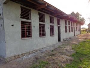 Complexe scolaire de Kasasa (Kahemba)  (en construction)