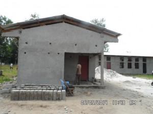 EP Ngemina (Feshi) en construction