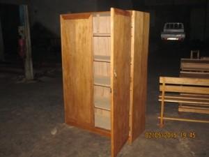 Production des mobiliers pour les six écoles